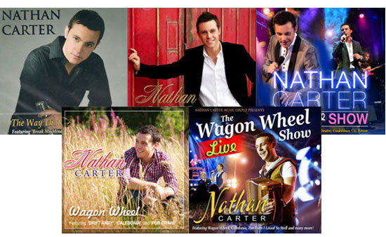 Nathan Carter CD Bundle #1