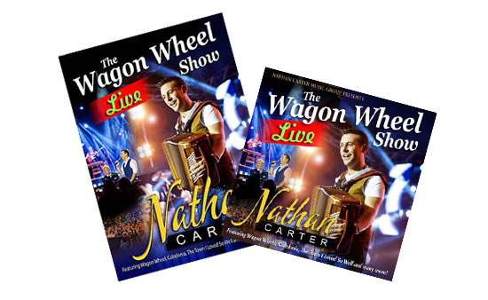 The Wagon Wheel Show Live CD & DVD Bundle