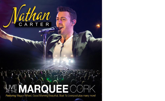 Nathan Carter Live at the Marquee CD