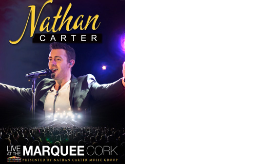 Nathan Carter Live at the Marquee DVD